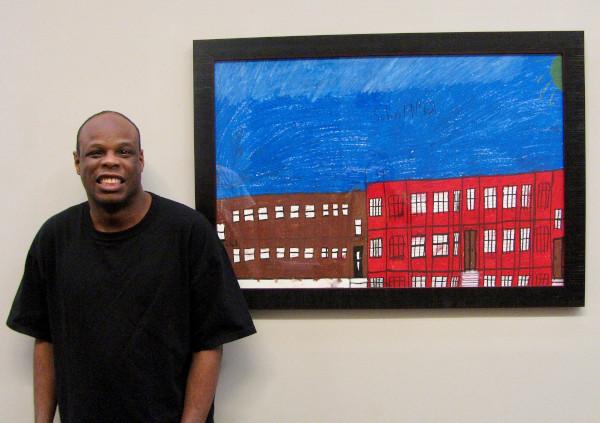 ASI Artist Aaron Brown